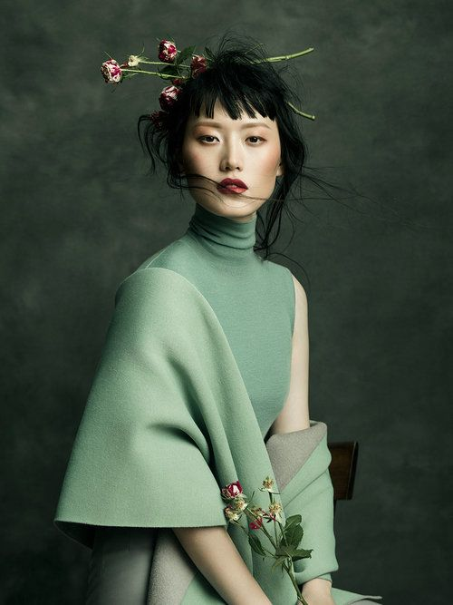 Jingna Zhang Fashion, Fine Art & Beauty Photography – Fashion editorials and covers | VOGUE, Harper's BAZAAR, ELLE | NYC Photographer/Director