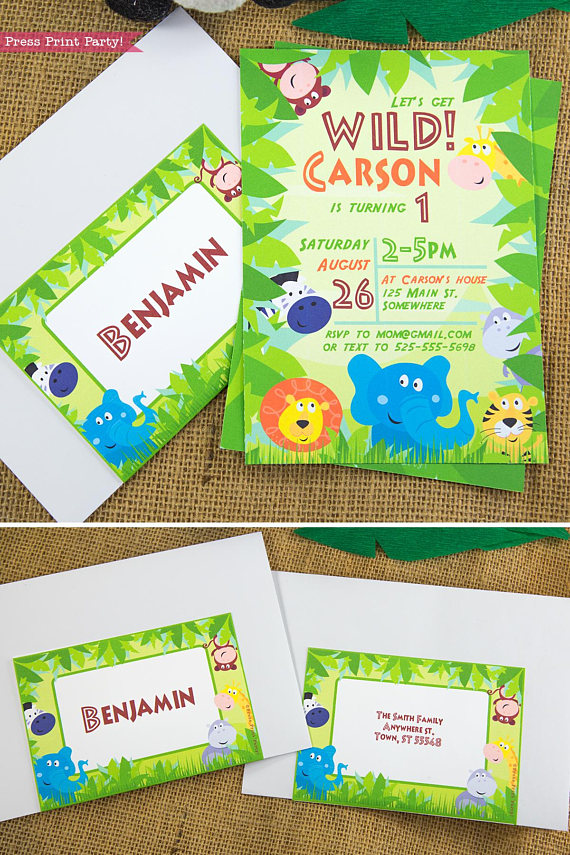 Jungle safari invitation printable jungle invitation zoo birthday jungle safari invitation printable jungle invitation zoo birthday jungle safari birthday jungle birthday zoo invite instant download stopboris Gallery