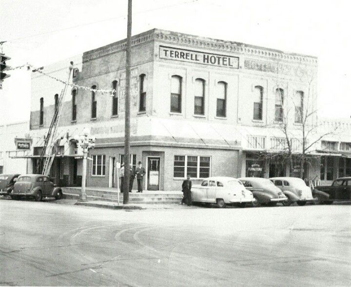 Terrell Hotel Texas