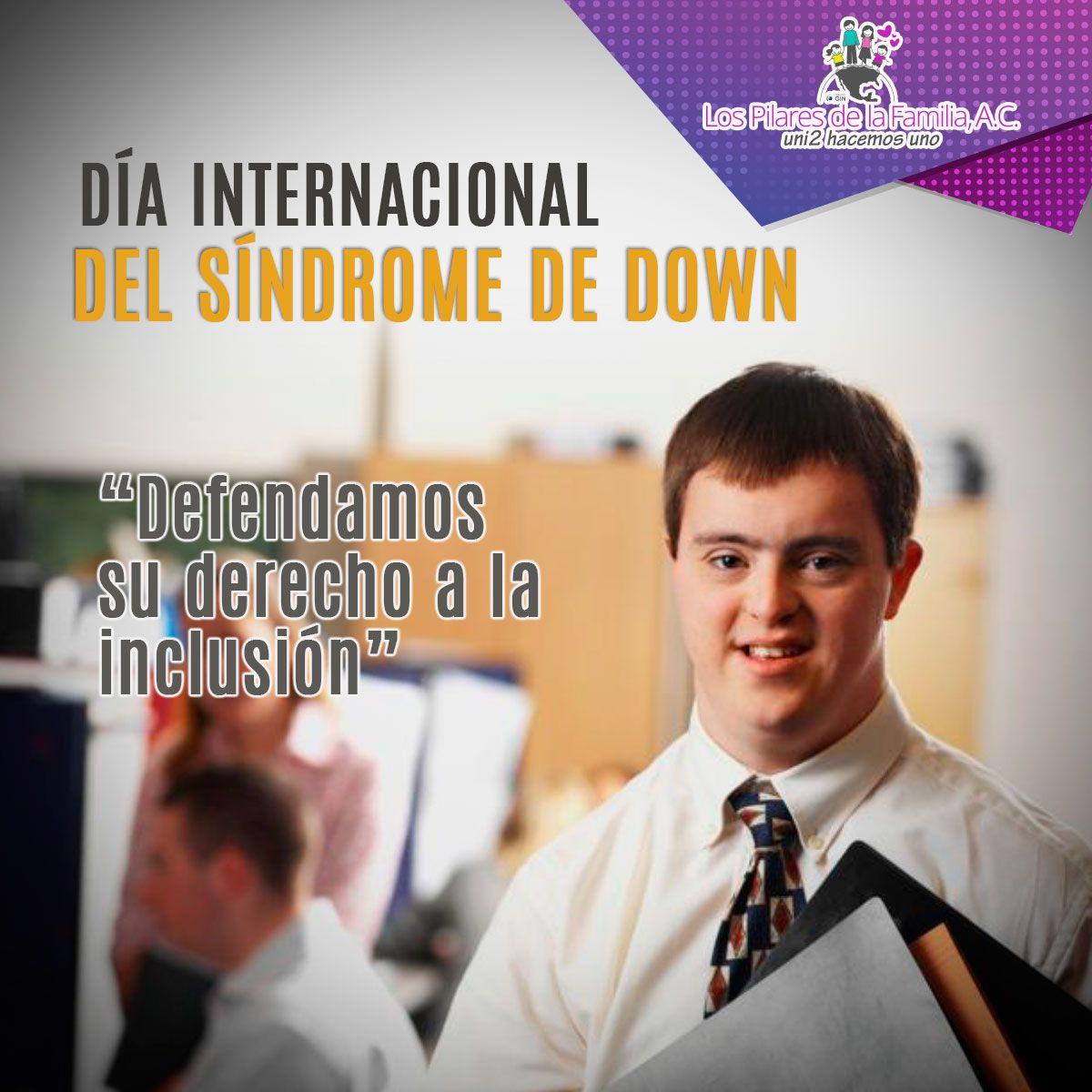 21 de marzo, Día Internacional del Síndrome de Down