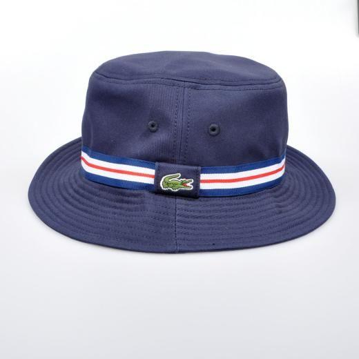 best service 3cb55 6fd53 Mens Lacoste Bucket Hat | My 'Hat' Board! | Lacoste, Hats ...