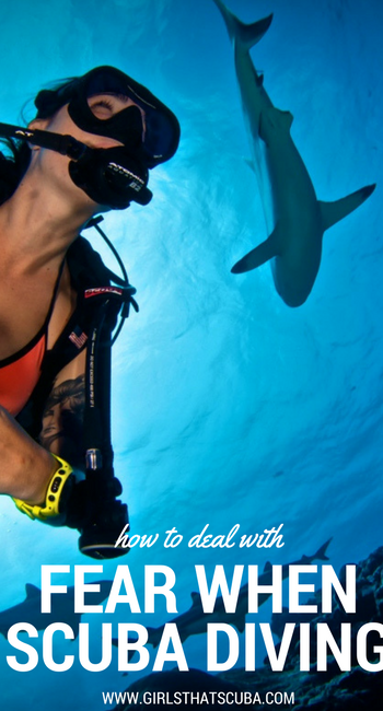 Fear While Scuba Diving Is It Normal And How You Can Overcome It Learn To Scuba Dive Scuba Diving Scuba Diving Gear