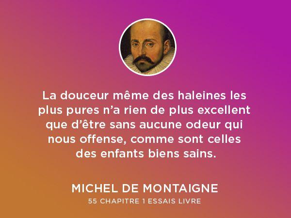 Litterature Citation De Montaigne Citations Montaigne