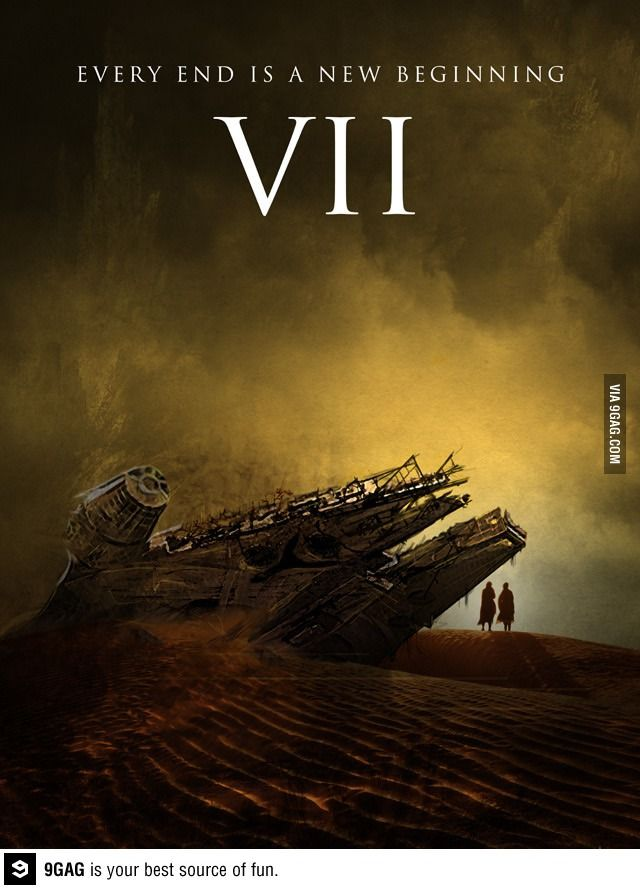 Epic Star wars ep. 7