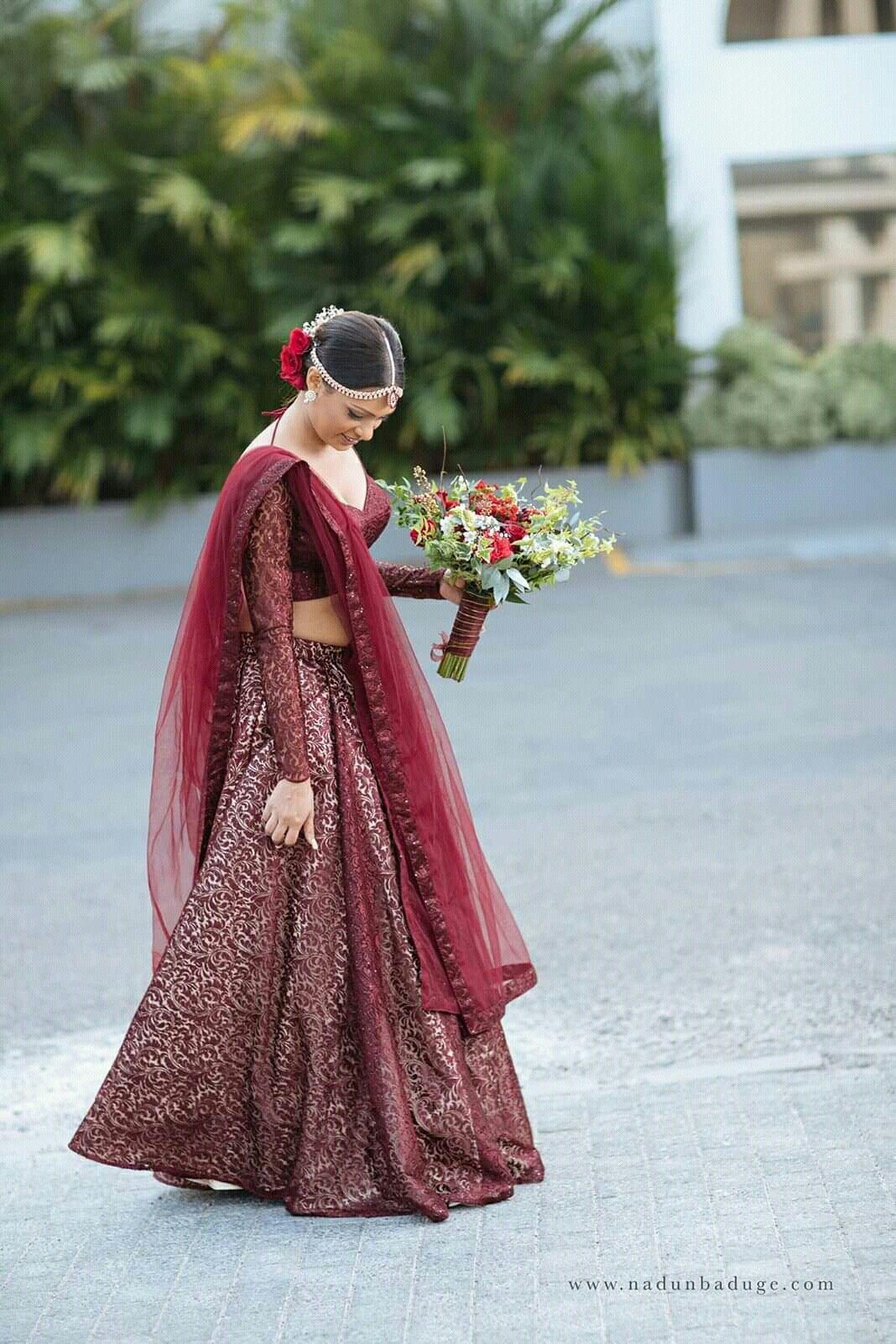 Pin By Janina Bosenberg On 2nd Day Brides Bridesmaid Saree Indian Bridal Fashion Bridal Lehenga