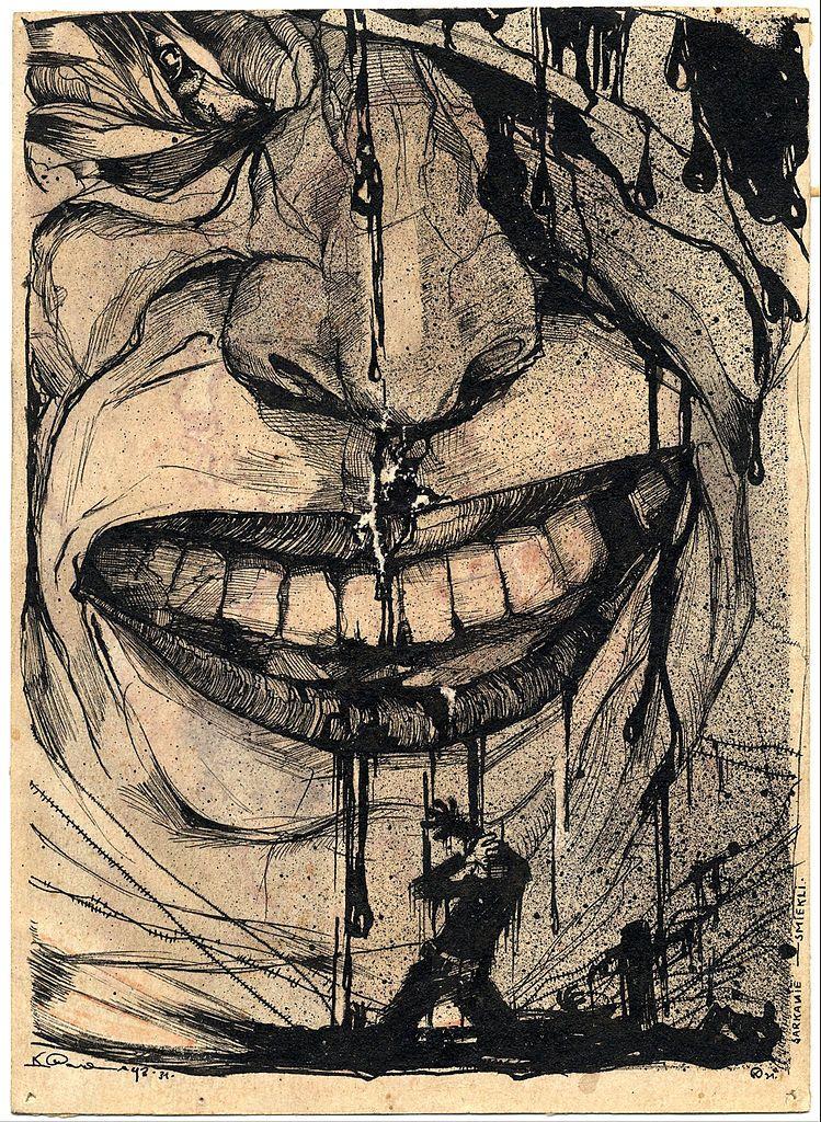 Kārlis Padegs, Red Laughter, 1931