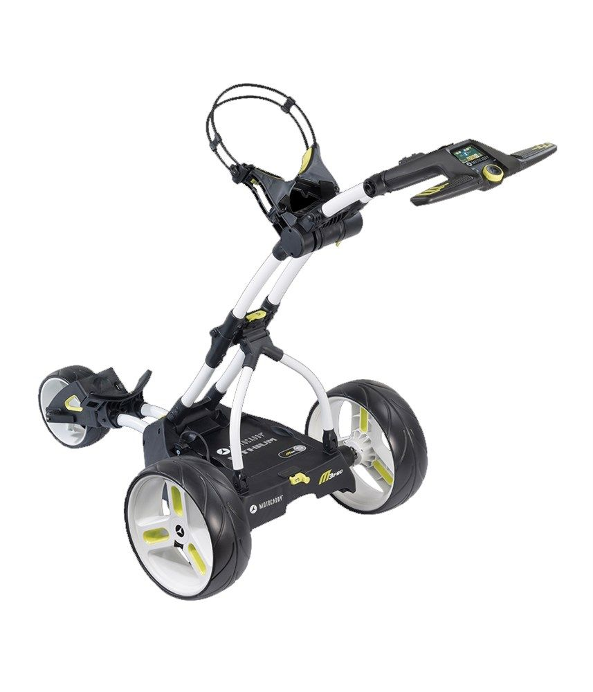 Motocaddy M3 Pro Electric Trolley with Lithium Battery | GolfOnline