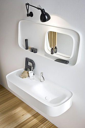 Fonte design monica graffeo archiexpo for the home pinterest ba os retro lavabos de - Armadietti da bagno ...