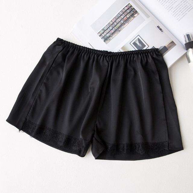 4a8f4850dbc 2019 Summer Style Casual Shorts Women Black Beach Pom Pom Ball Tassel  Sunflower Print Short Feminino