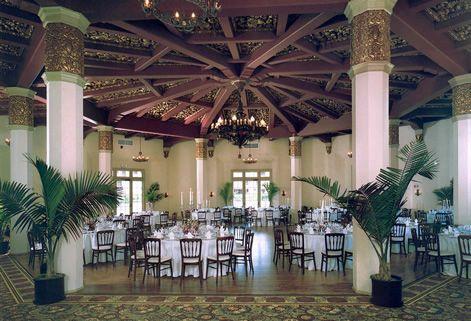 San Diego Historic Wedding Venue Reception Location SD