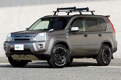 NISSAN XTRAIL Машины Pinterest Nissan, Cars and 4x4