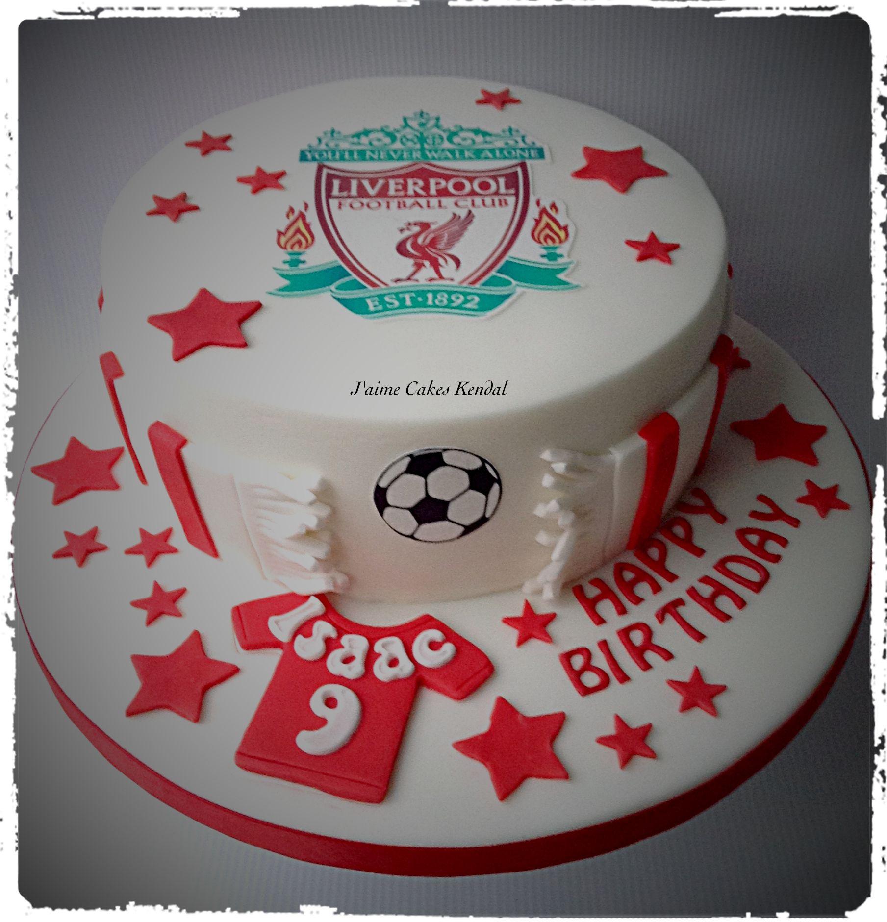 Liverpool Cake Ideas