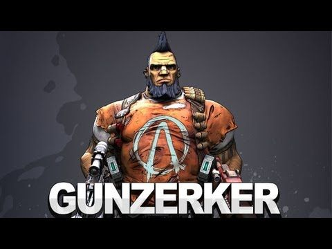 Borderlands 2 - Gunzerker Class Preview Your #1 Source for Video Games, Consoles & Accessories! Multicitygames.com
