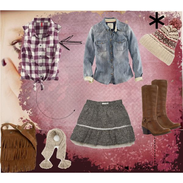 """""""FALL FASHION"""" by hind1995 on Polyvore"""