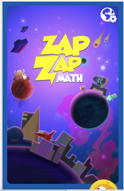 FREE APP** Zap Zap Math - K6 Math Games is out of this world ...