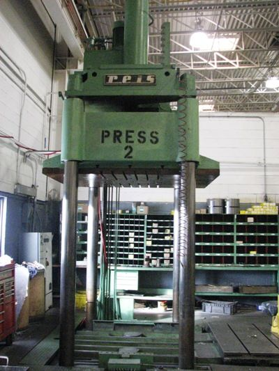 Pin by Universal Press and Machinery on For Sale: 60 Ton