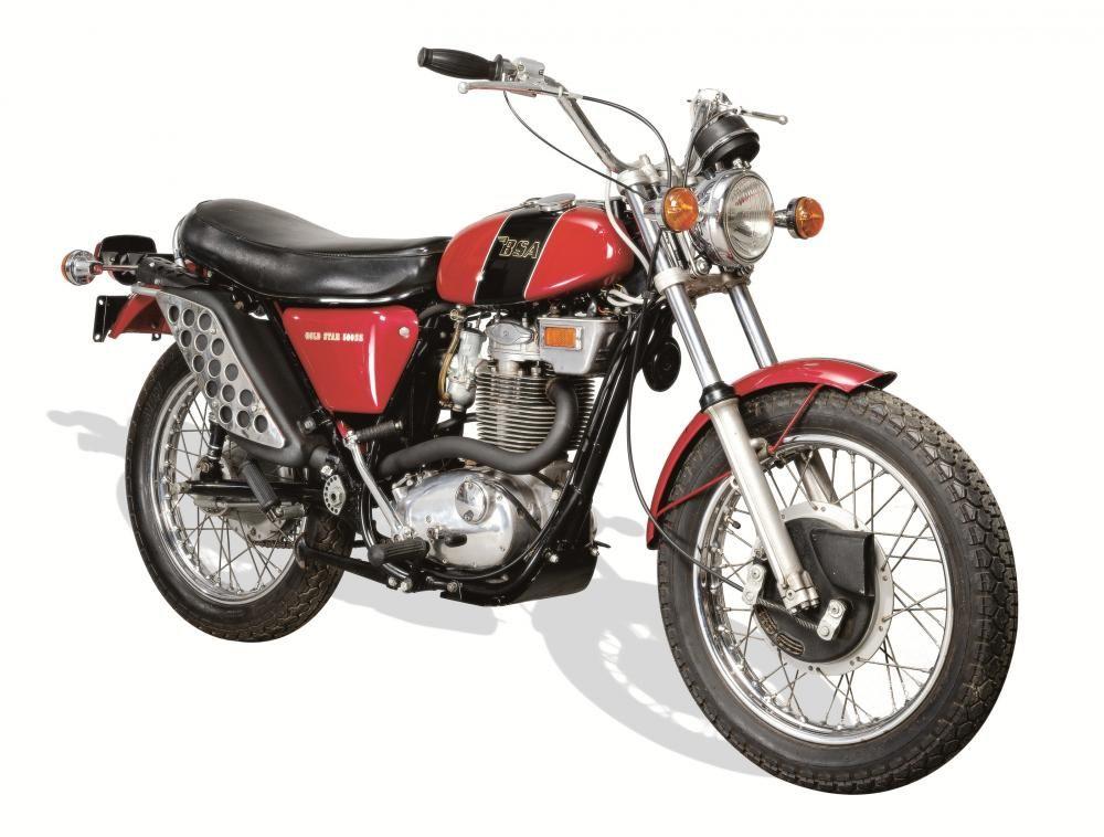Bsa B25 B50 Ss Gold Star Victor Scrambler 1971 72 Bikes Stuff