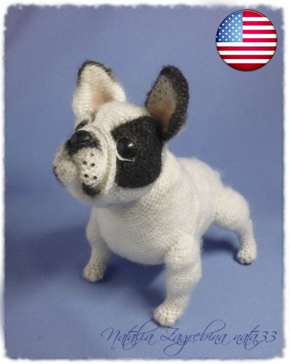 French Bulldog Honden Kooppatroon Pinterest