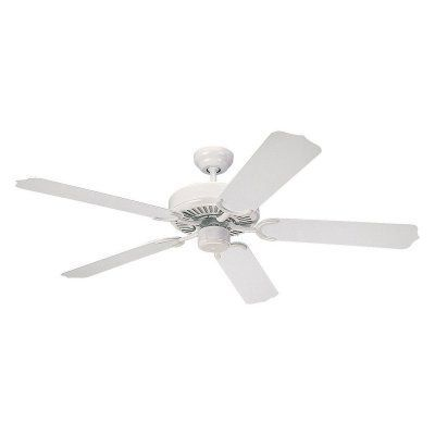 Exercise Room And Portche Fan With Light Kit Monte Carlo 5wf52wh Weatherford 52 In Indoor Outdoor Ceilin Ceiling Fan Outdoor Ceiling Fans White Ceiling Fan Monte carlo fan parts