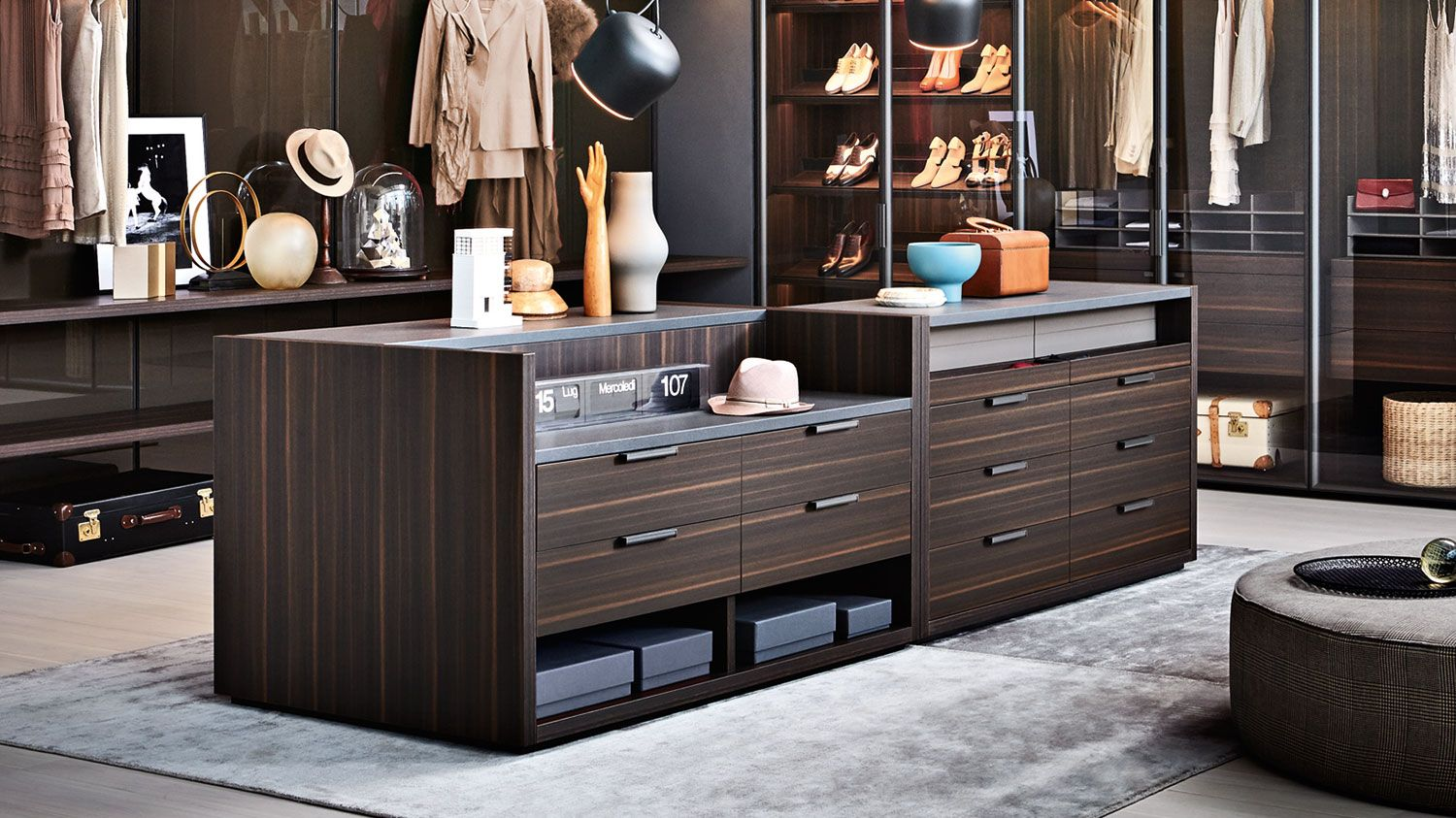 Gliss Master Island Walk In Closets Molteni C