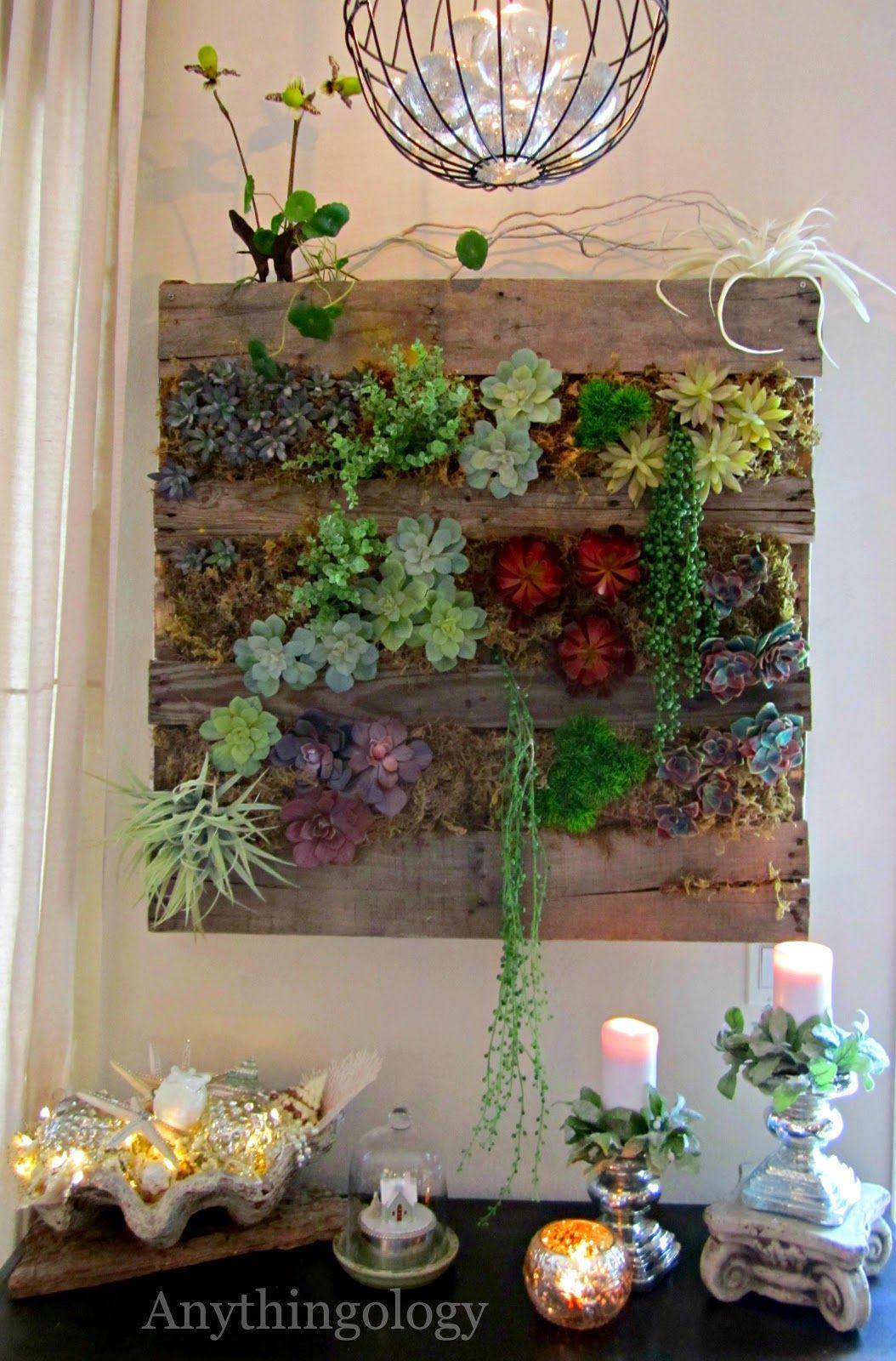 Wall art by anythingology garden ideas pinterest walls