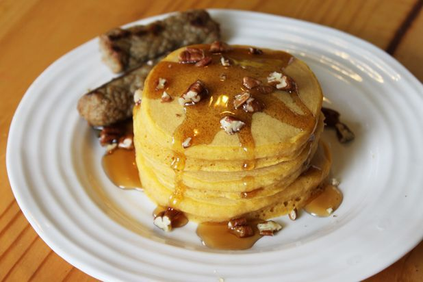 How to Add Pumpkin to Pancake Mix