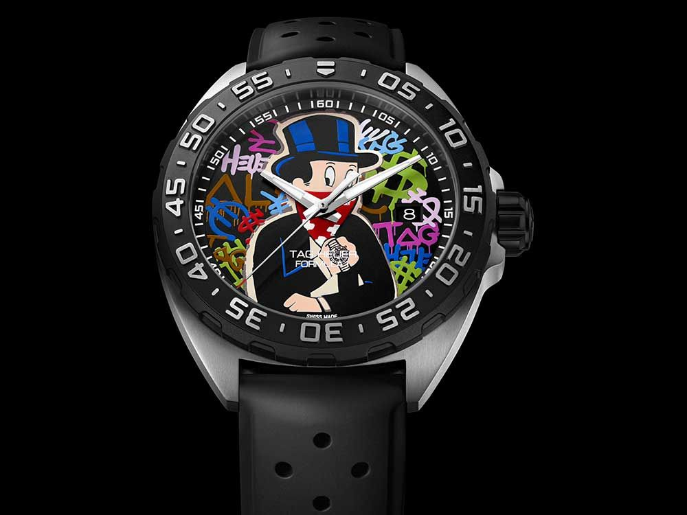 Tag Heuer Alec Monopoly Special Edition Tag Heuer Watches For