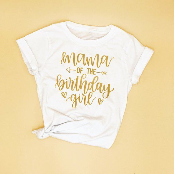 b1dd3736 Dad and Mom of The Birthday Girl by ThePoshPittBoutique on Etsy | The Posh  Pitt Boutique | Family birthday shirts, 1st birthday shirts, First birthday  ...