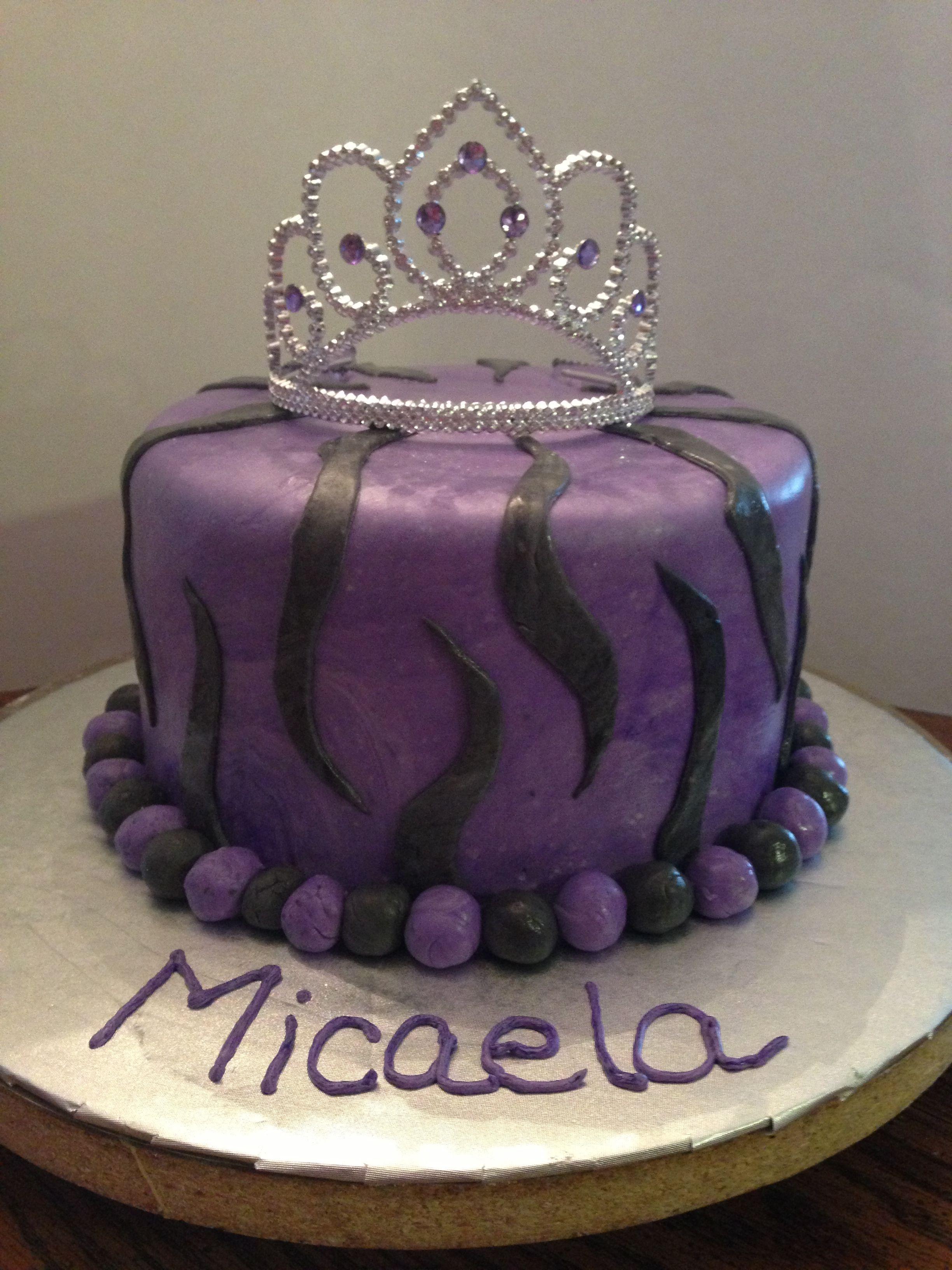 Diva princess cake with images cake princess cake