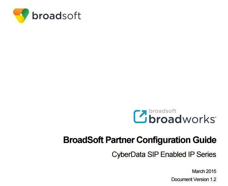 Broadsoft Door Phone For Broadworks Sip Integration Sip And Ip