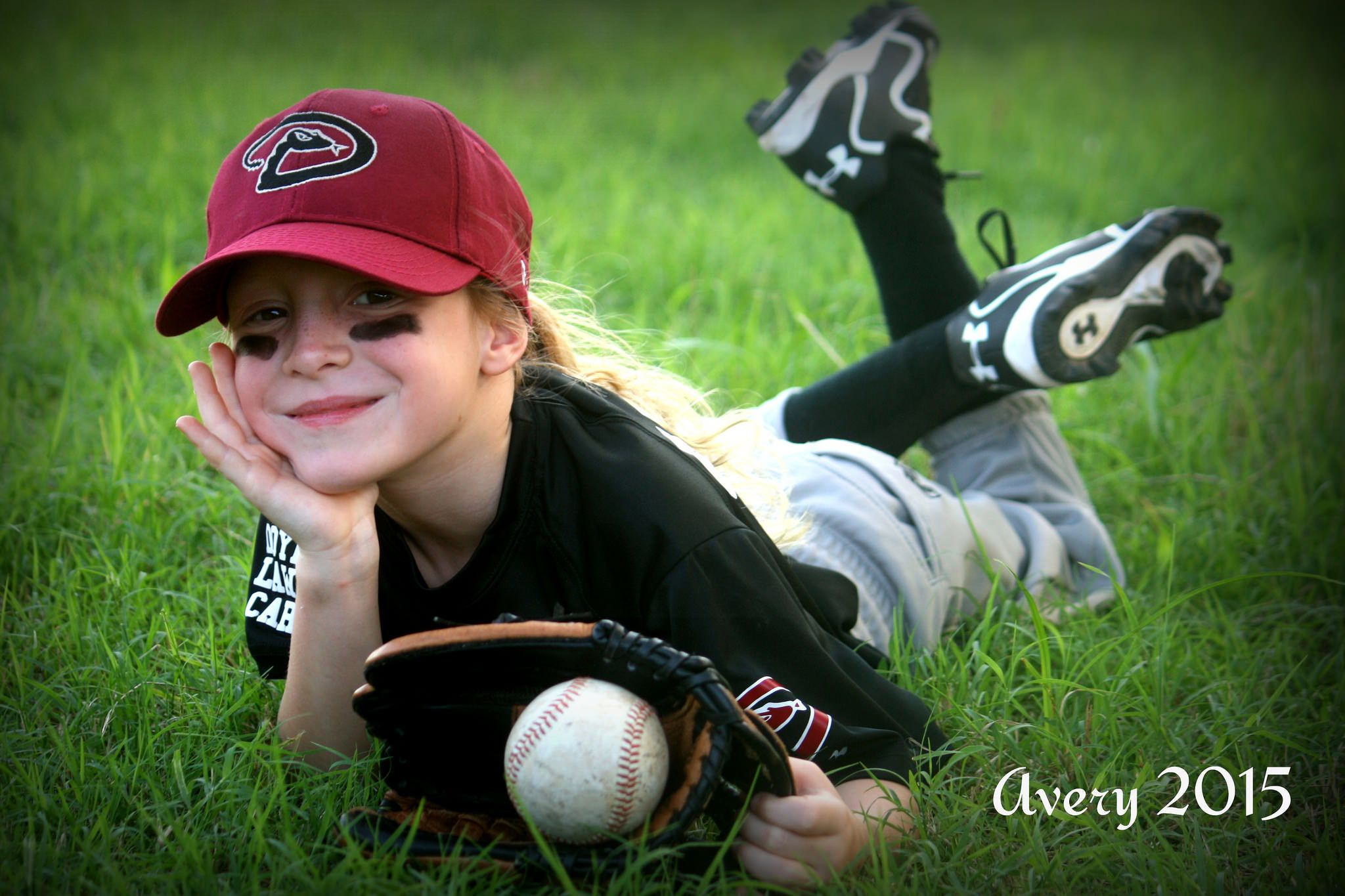 Avery Softball Photography Softball Pictures Poses Baseball