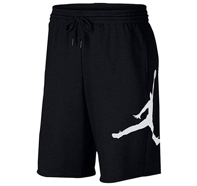 Nike Herren M J Jumpman Flc Short Sport Amazon De Amazon De Manner Outfit Kurze Hose Cooles Zeug