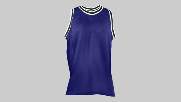 Download Basketball Jersey Mockup Template by Go Media , via Behance