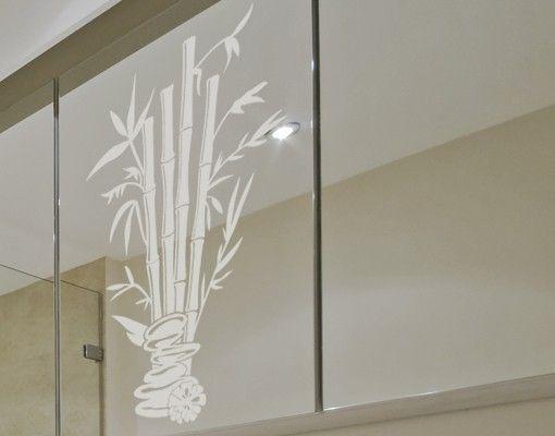 Vinilos para espejos transparencias pinterest for Vinilos decorativos pared baratos