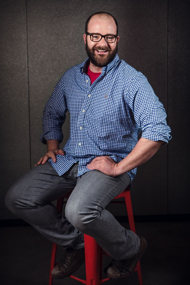 """Ryan Krill, president of Cape May Brewing in New Jersey, named one of the winners in """"40 under 40"""" contest"""