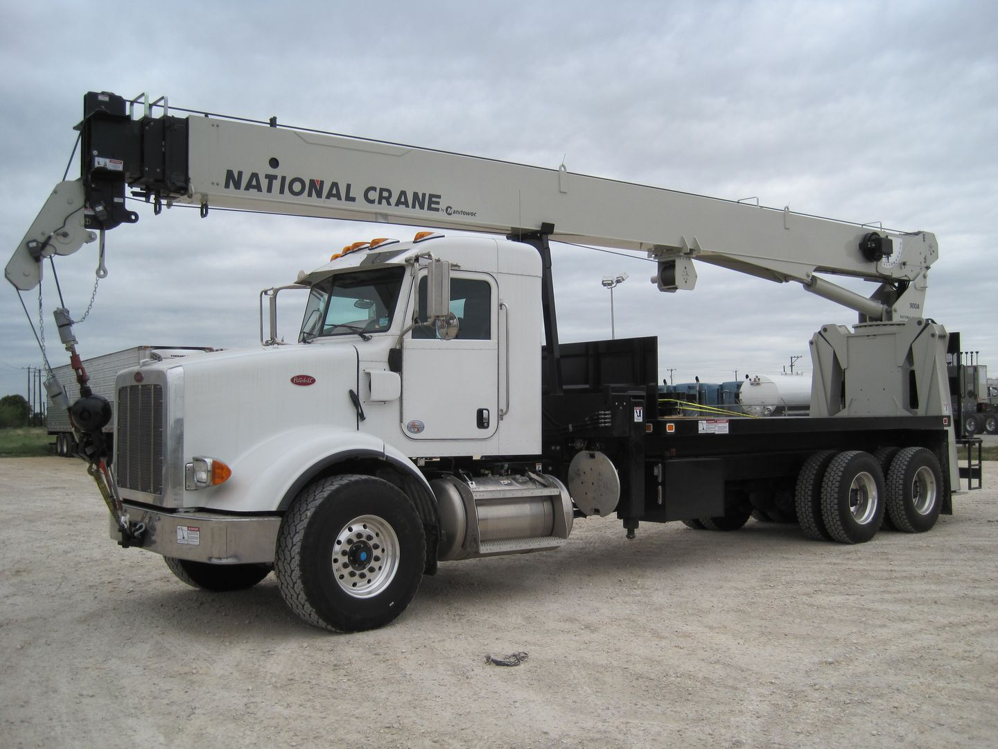 Manitex 40124s 2015 freightliner 114 sd new cranes for sale 14018 boom trucks cranes pinterest crane boom and utility truck
