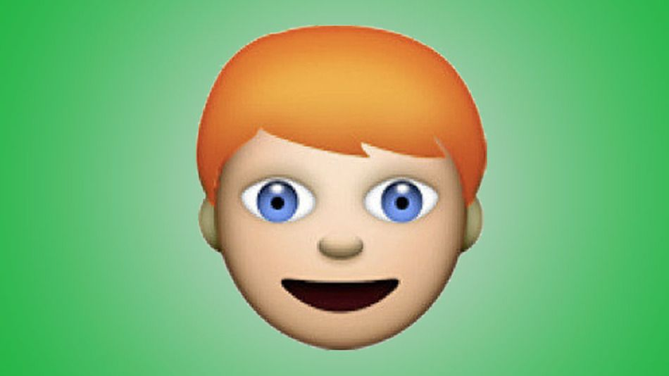 Image result for redhead emoji