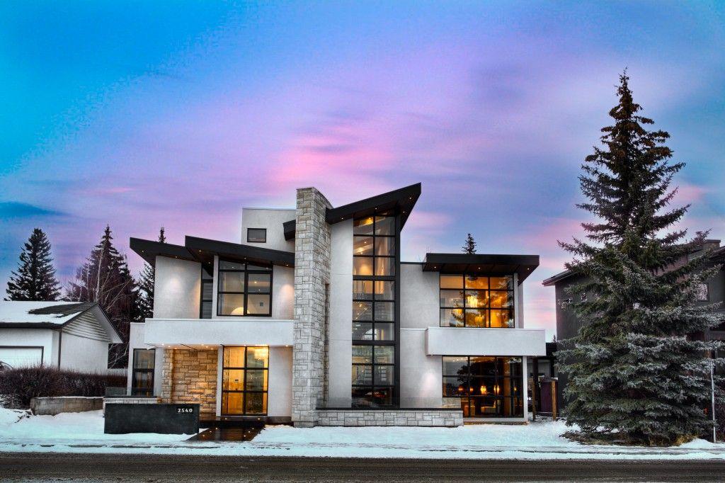 Modern homes plans calgary