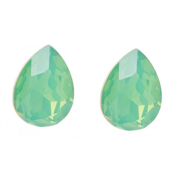 Teardrop Stone Stud Earrings ($5.63) ❤ liked on Polyvore featuring jewelry, earrings, studs, teardrop stone earrings, tear drop earrings, stud earrings, stone jewellery and studded jewelry
