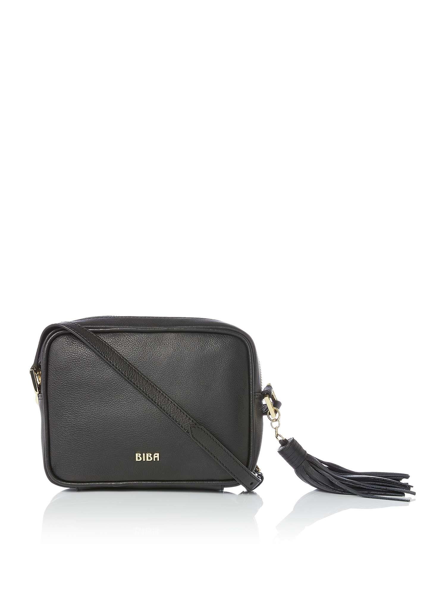 Biba Mini Frances Crossbody Leather Bag House Of Fraser