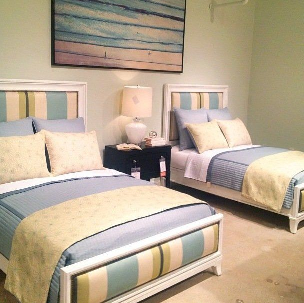 Soft Bedroom Colors From Thomasville