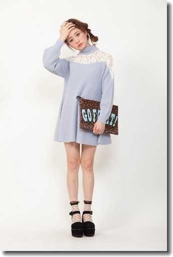 レース素材のワンピース♪ ♡ガーリーなファッション スタイルのコーデまとめ♡