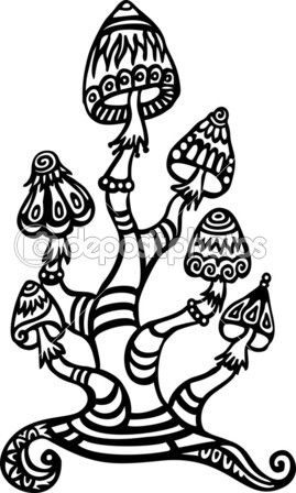 psychedelic coloring pages bing images
