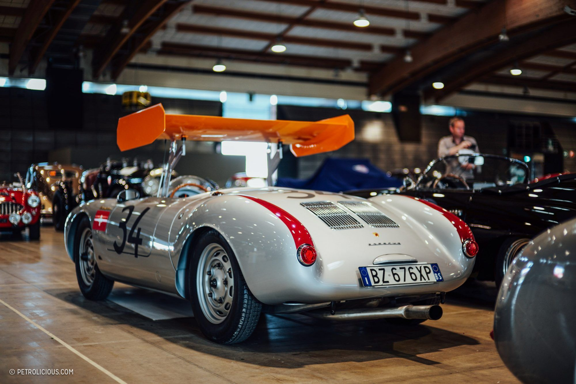 GALLERY: The Mille Miglia Staging Area Might Be The World\'s Greatest ...
