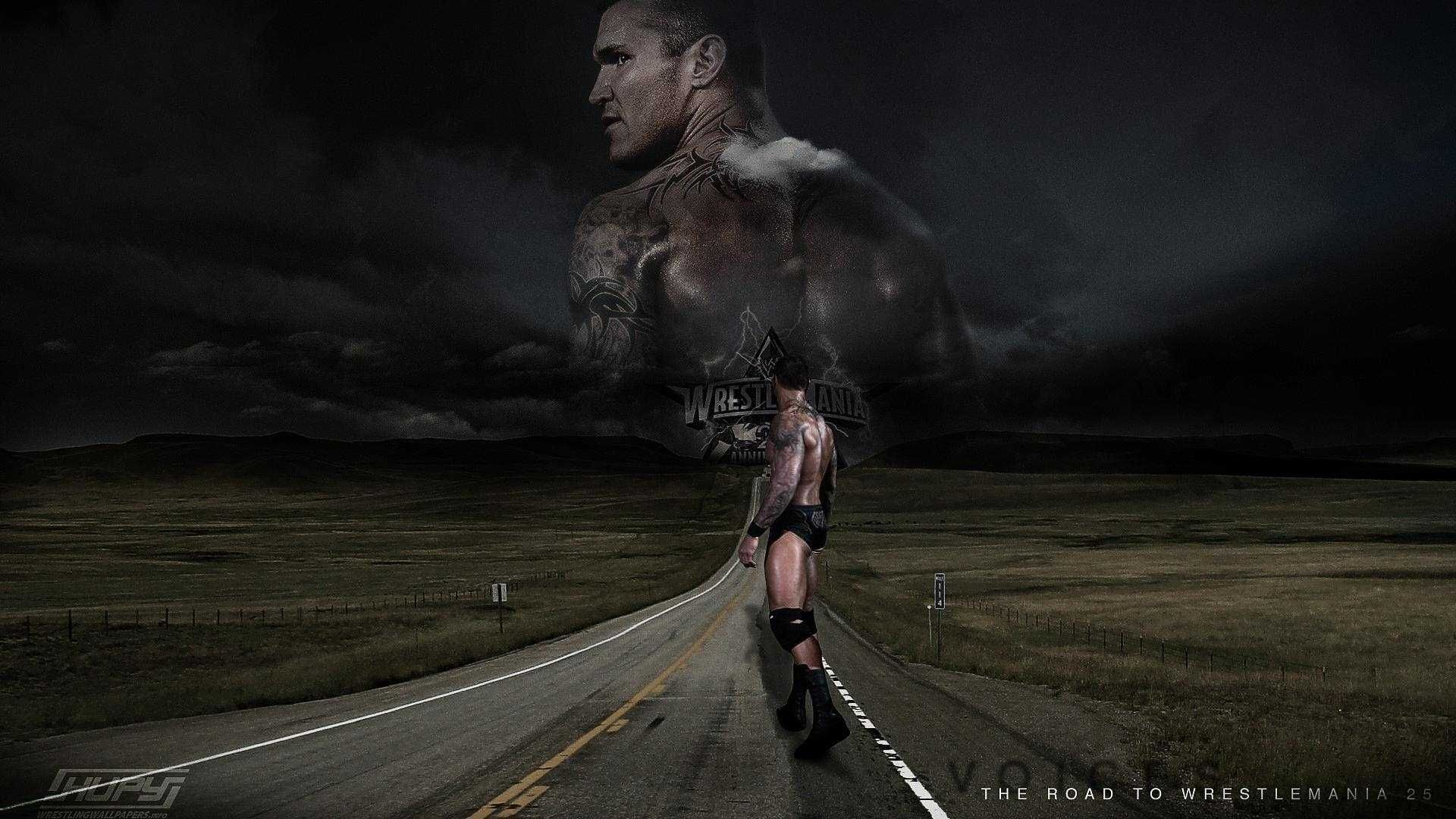 Randy Orton Hd Wallpapers Free Download WWE HD WALLPAPER FREE