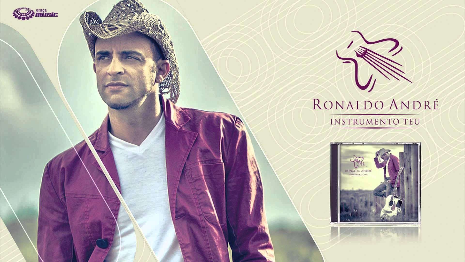 Ronaldo Andre Agindo Deus Graca Music Com Imagens Musica
