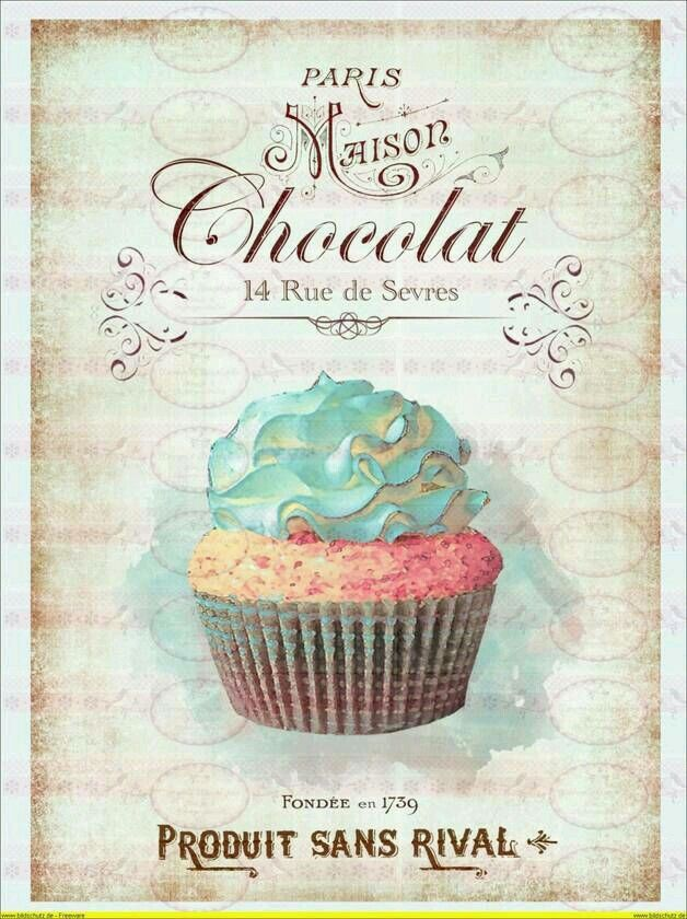 Cupcake Art Vintage : Pin by Viviane Goulart on quadrinhos Pinterest ...
