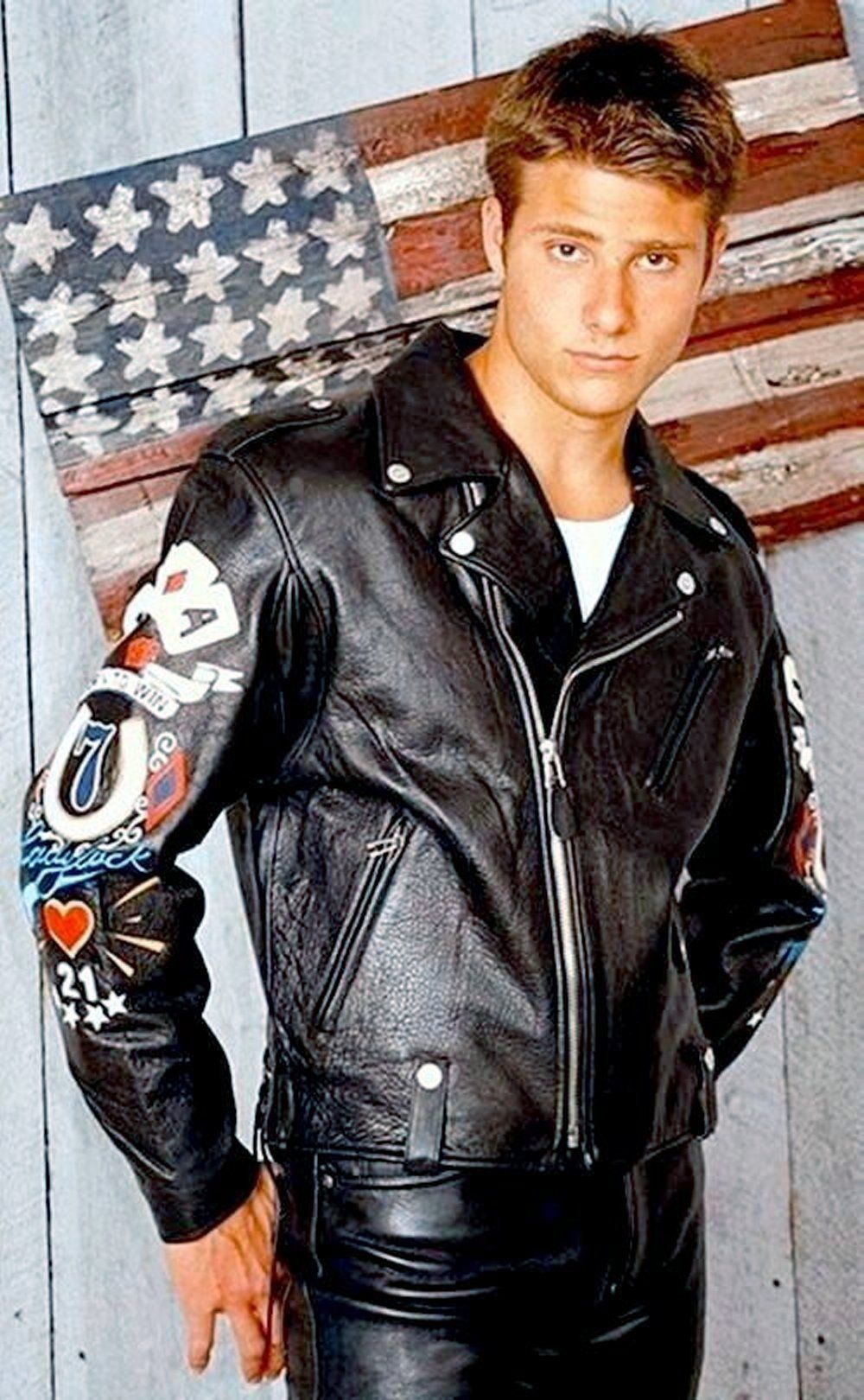 Cool Boys In Leather Photo Leather Jacket Men Jackets Men Fashion Leather Jacket [ 1620 x 1000 Pixel ]