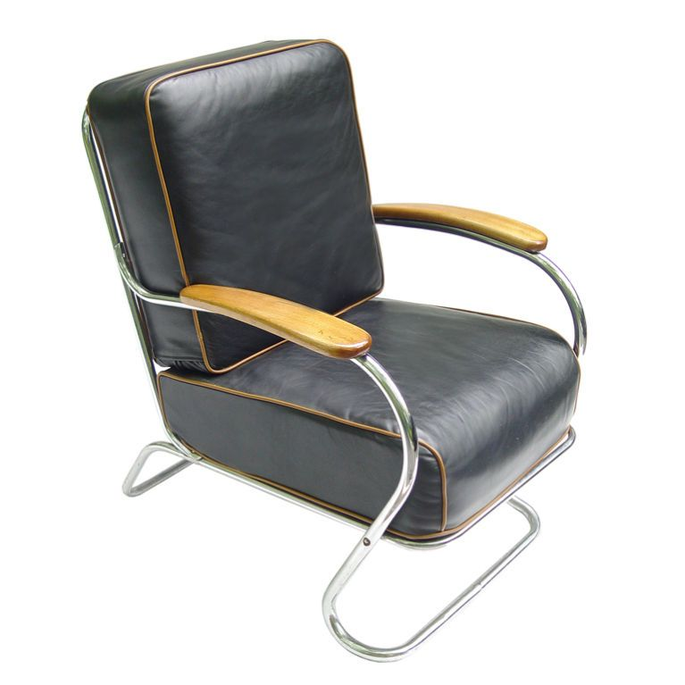 Retro Chairs Cheap: Original 50's Llyod Manufacturing Co. Armchair