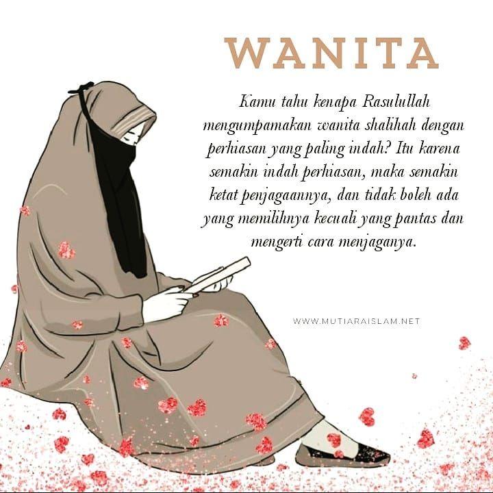 Kata Mutiara Islam Di Instagram Islam Begitu Memuliakan Kaum Hawa